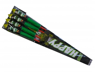 Pyrotechnika Rakety Happy Rocket set 4ks