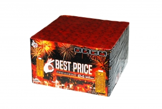 Pyrotechnika Kompakt 64ran / 20mm Best Price Wild Fire